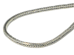 "4.5 mm Balinese Sterling Silver 925 Snake Chain Necklace - 50 cm (20"")"