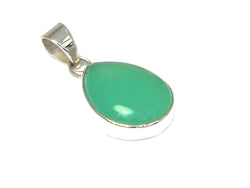 CHALCEDONY Sterling Silver 925 Gemstone Pendant