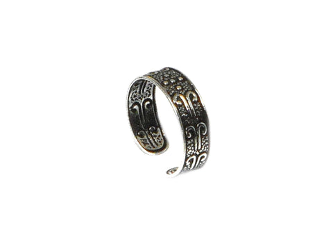 ADJUSTABLE 925 Sterling Silver TOE Ring (TR1261158) - Gift Boxed uqTbDjZjH6