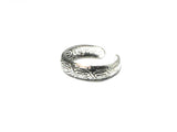 ADJUSTABLE 925 Sterling Silver TOE Ring (TR1609167) - Gift Boxed