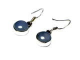 CHALCEDONY Sterling Silver 925 Gemstone Earrings - (CHS3105171)