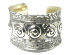 Adjustable 925 Sterling Silver  Bangle - Hallmarked