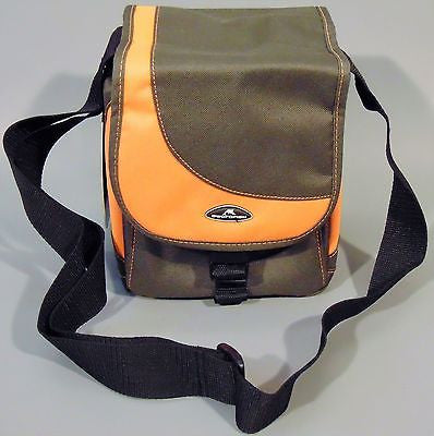 LARGE Camcorder Carry Case/Bag/Holdall Shoulder Strap Video Camera PADDED Pocket