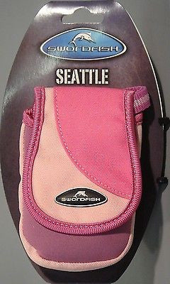 PINK Camera Case/Pouch/Bag for Nikon Coolpix S2800 L28 L29 L30 S2700 Lanyard SD