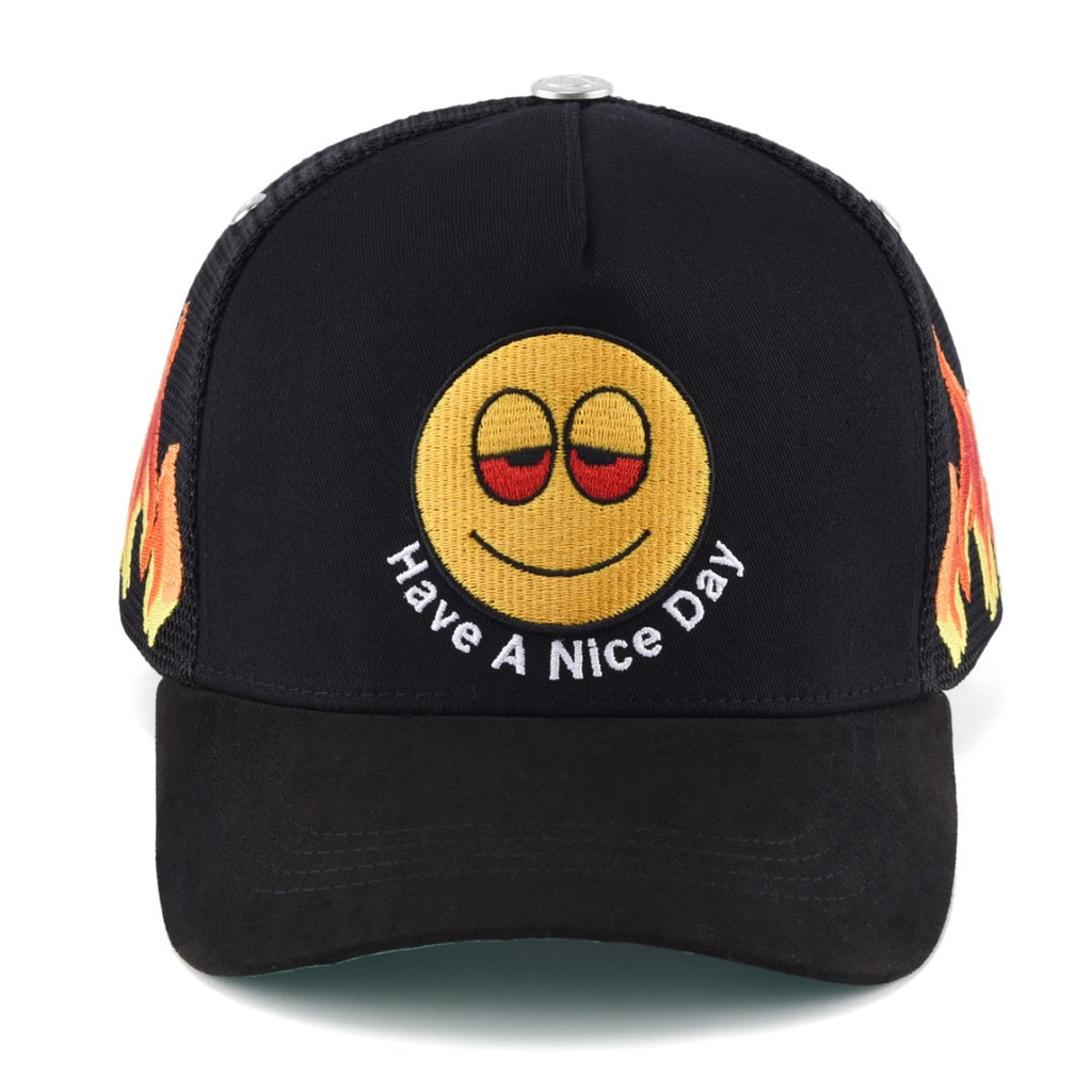 (Pre order) Have A Nice Day Trucker Hat