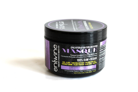 Epic Hydration + Curl Reviving MASQUE, 8oz.