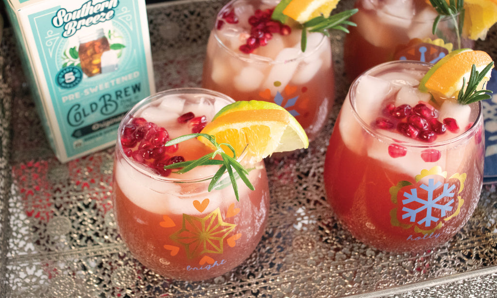 Holiday Sweet Tea Punch Recipe