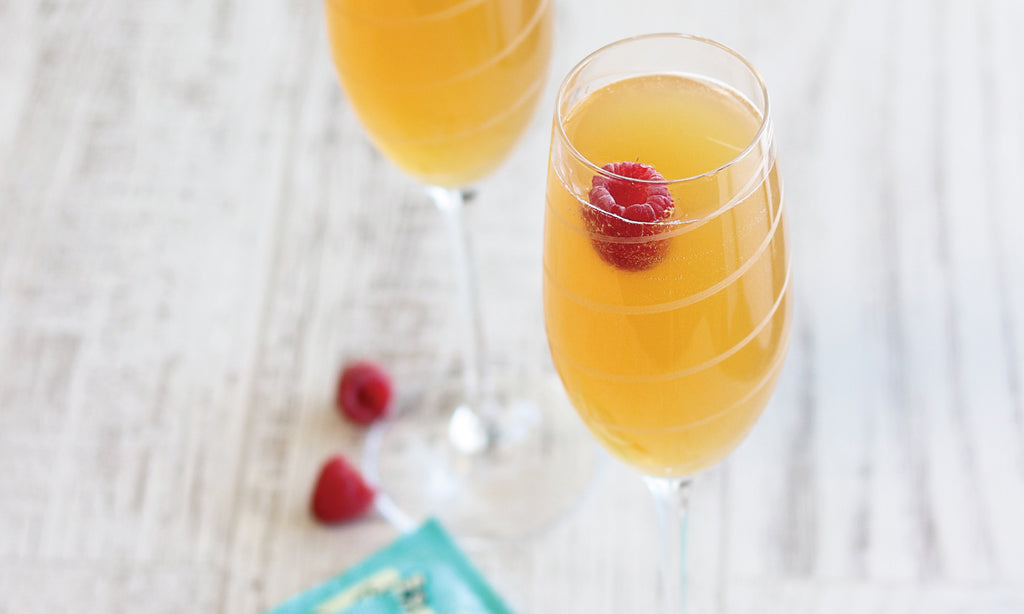 Sweet Tea Mimosa Recipe