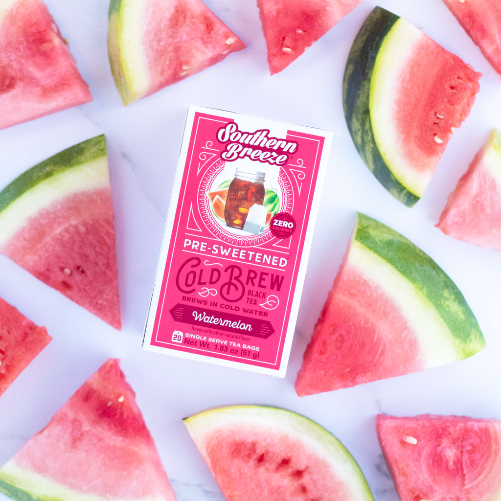 Southern Breeze announces new Watermelon flavor: OFFICIAL RELEASE