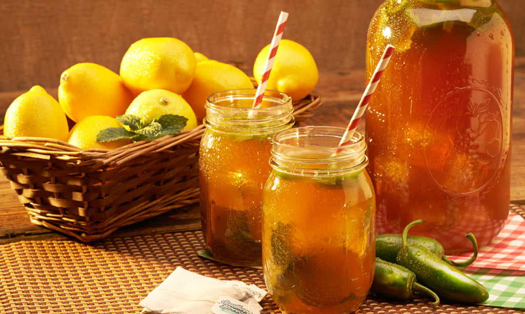 Jalapeno Lemonade Sweet Tea Recipe