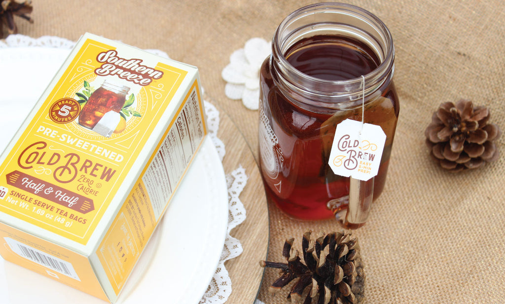 Sweet Tea Recipe Pairings