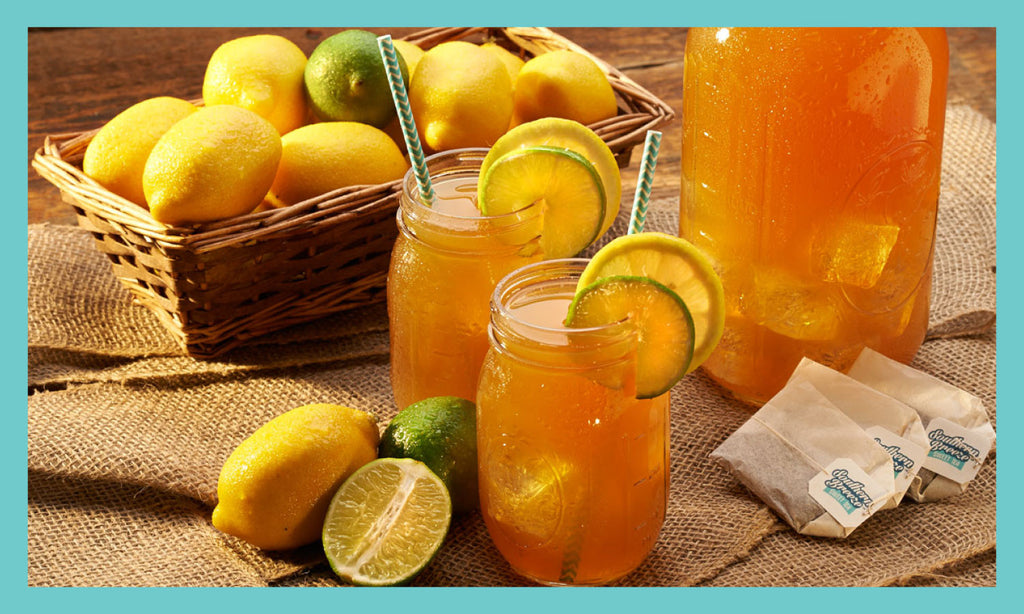 Lemon Lime Sweet Tea Recipe