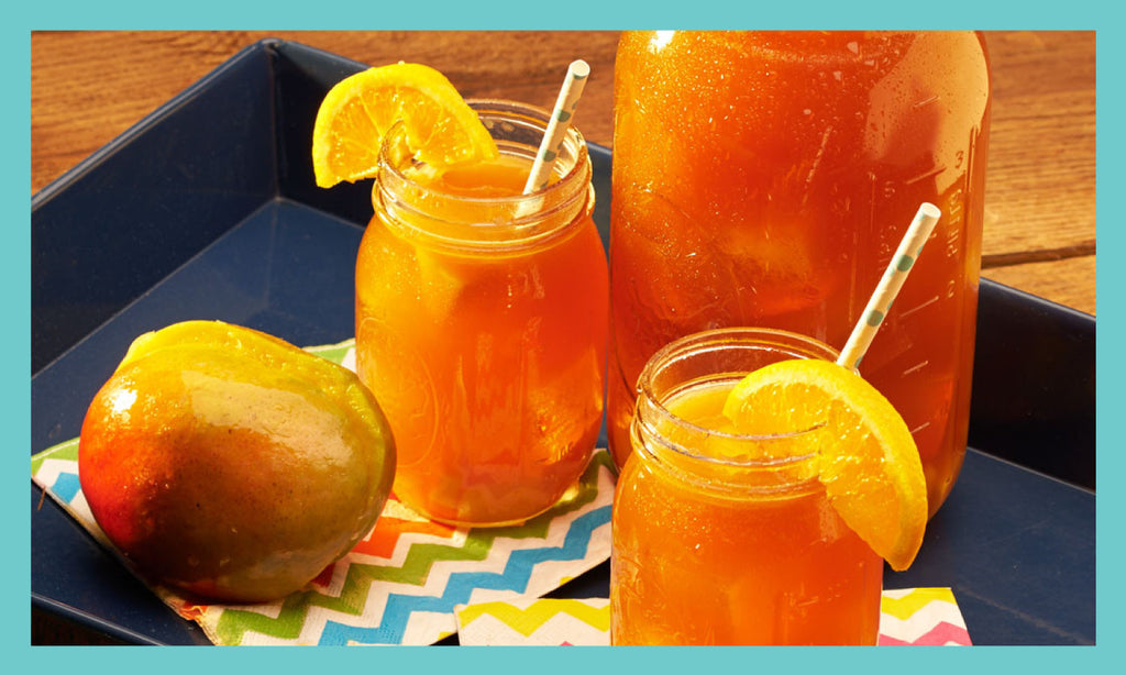 Mango Splash Sweet Tea Recipe