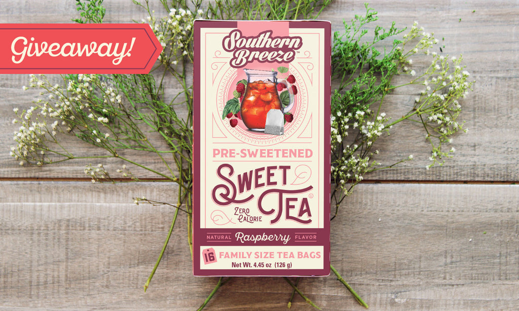 Raspberry Sweet Tea Giveaway! (contest closed)
