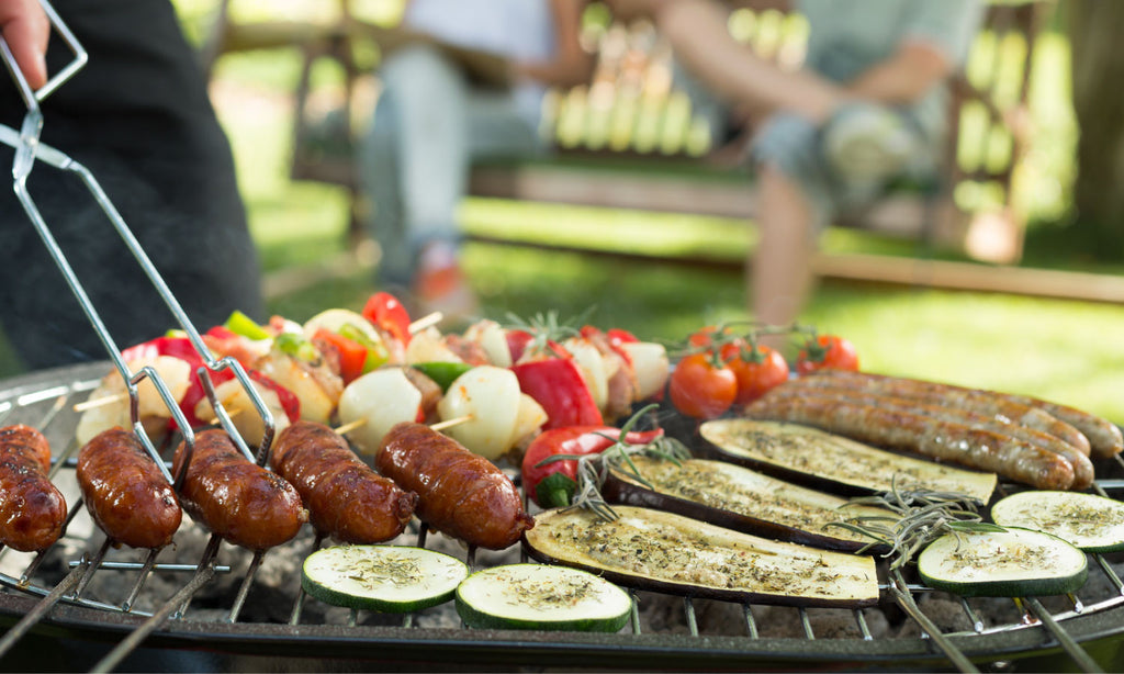 BBQ Recipe Favorites with Sweet Tea Pairings