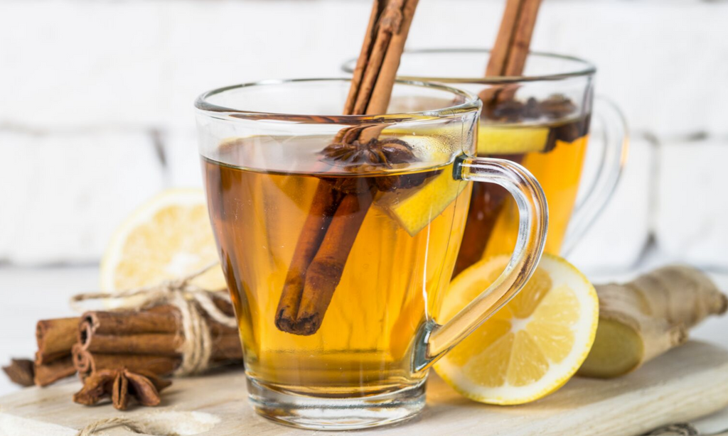 Hot Spiced Sweet Tea Recipe