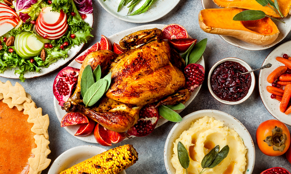 5 Healthy Thanksgiving Dinner Tips