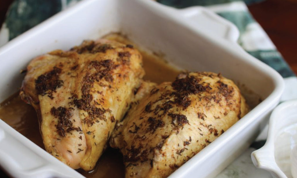 Southern Sweet Tea Chicken Recipe
