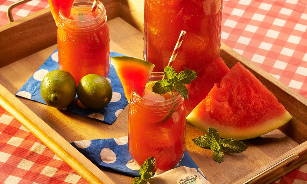 10 Sweet Tea Recipes to Share with Friends