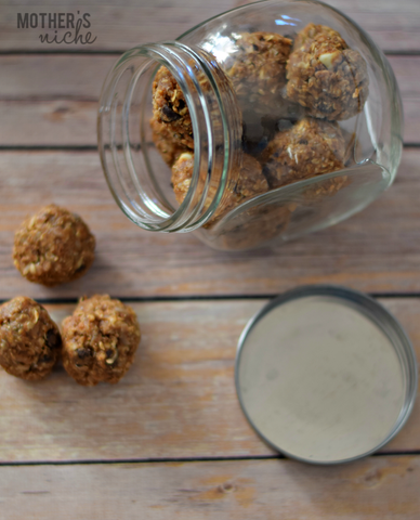 No-Bake Granola Bites to Pair with Southern Breeze Cold Brew Sweet Tea