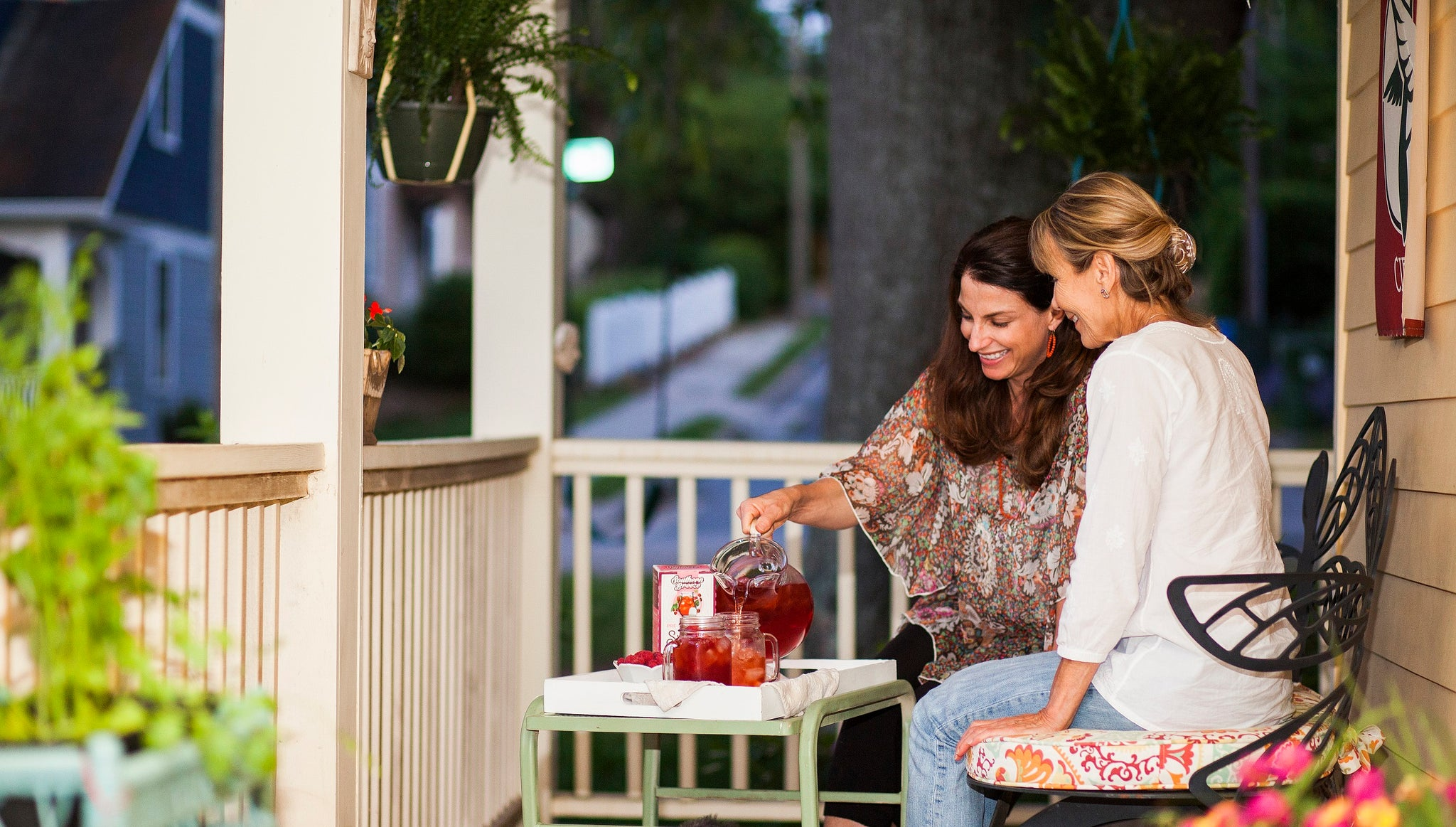 Southern Breeze Sweet Tea Cart