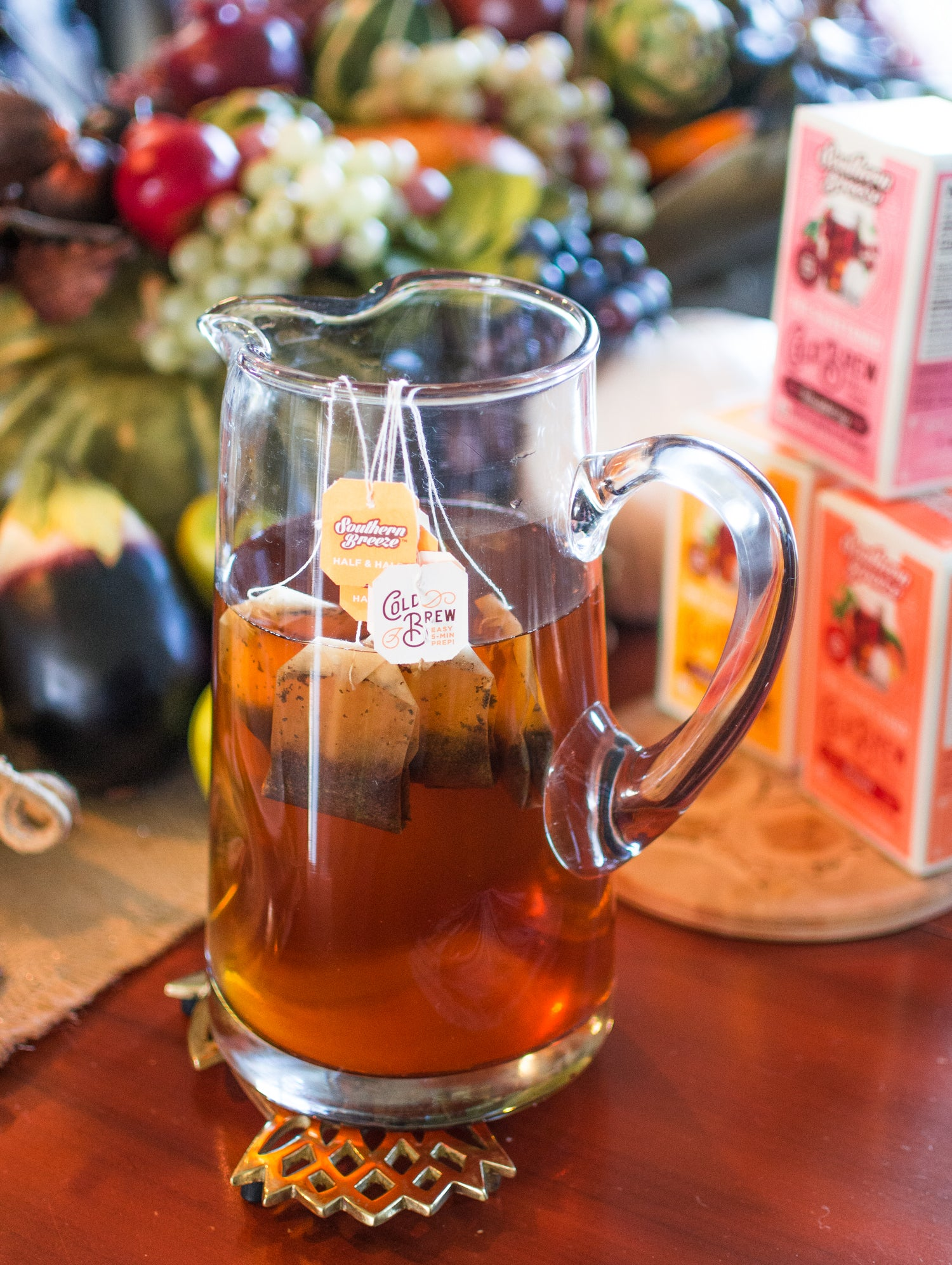 Southern Breeze Cold Brew Sweet Tea