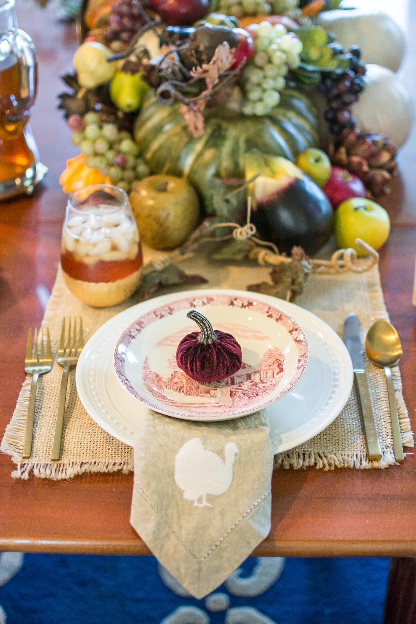Fall Statement Pieces for Tara Butler's Fall Table