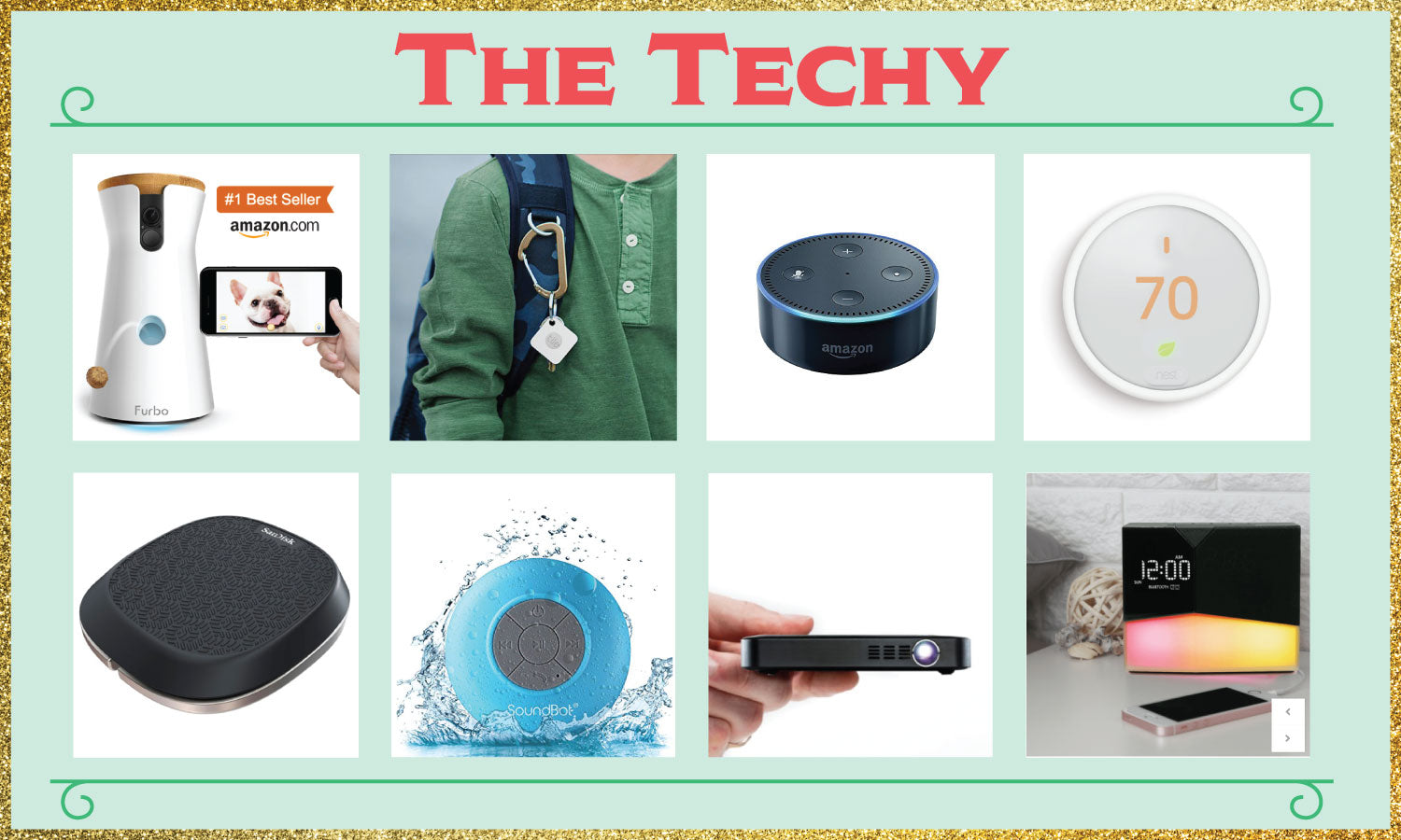 Gifts For the Techy