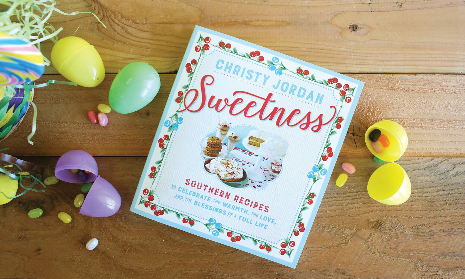 Christy Jordan's Sweetness Recipe Book