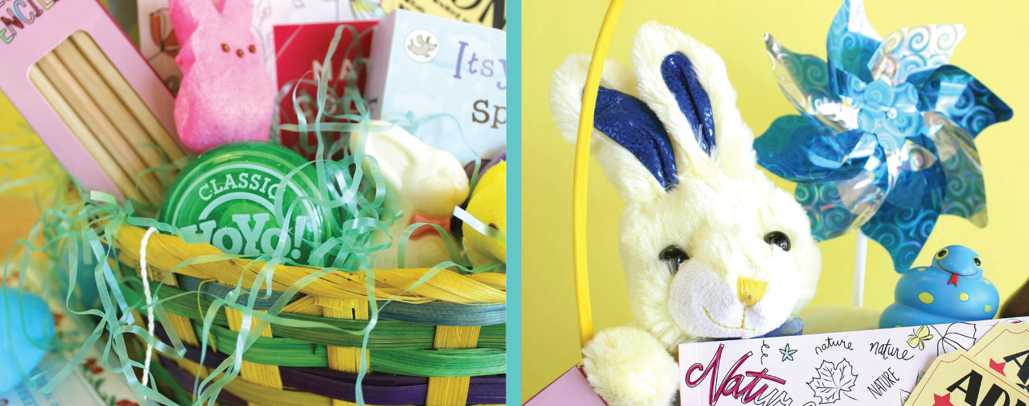 Southern Breeze Easter Basket Toys