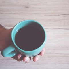How much caffeine is there in black tea?