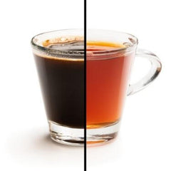 Is there more caffeine in tea than coffee?