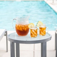 Why do you put baking soda in iced tea?