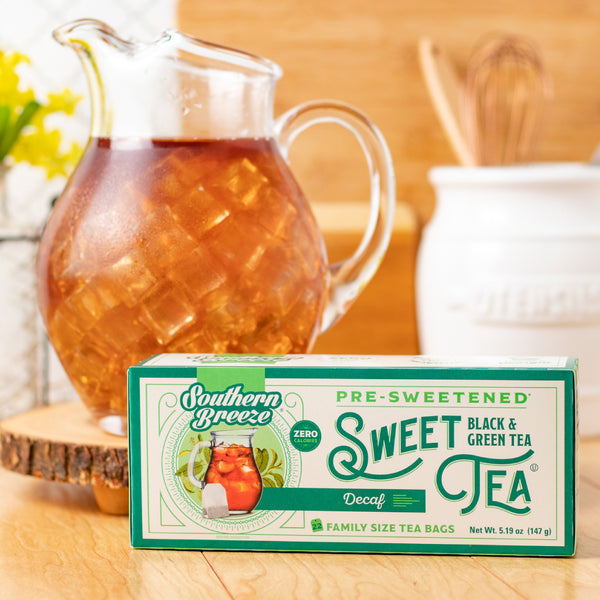 Decaf Sweet Iced Tea