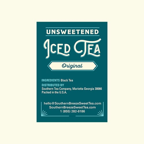 Unsweetened Original Iced Black Tea