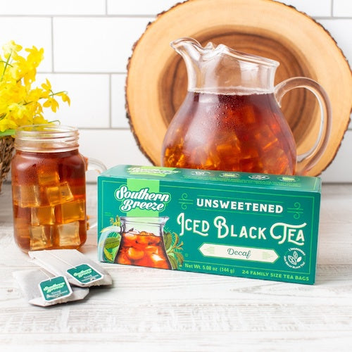 Unsweetened Decaf Iced Tea