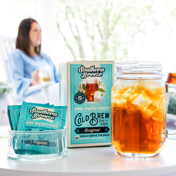 Original Cold Brew Sweet Iced Tea