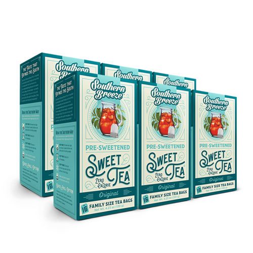 Original Iced Sweet Tea -  6 Pack