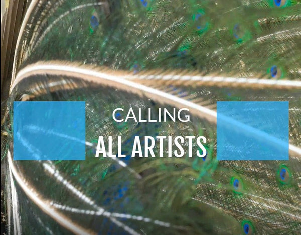 Call for Artists - Art Contest Peacocks Exhibit