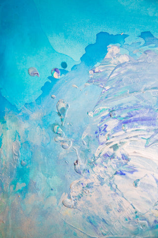 Beach Crush Limited Edition Print of OCEANS Abstract Artwork