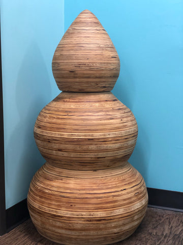 Untitled Wood Laminate Sculpture