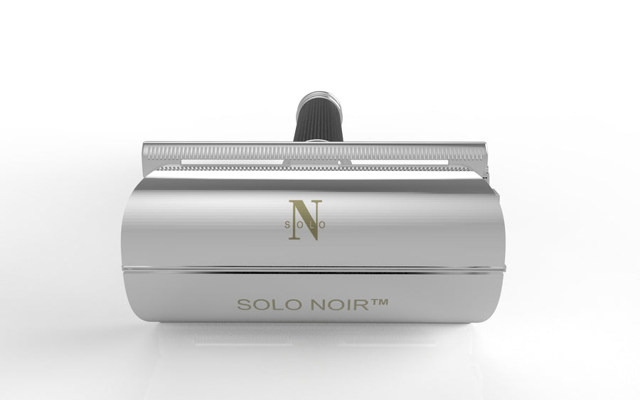"Solo Noir ""Lux Double Edge Safety Razor"""