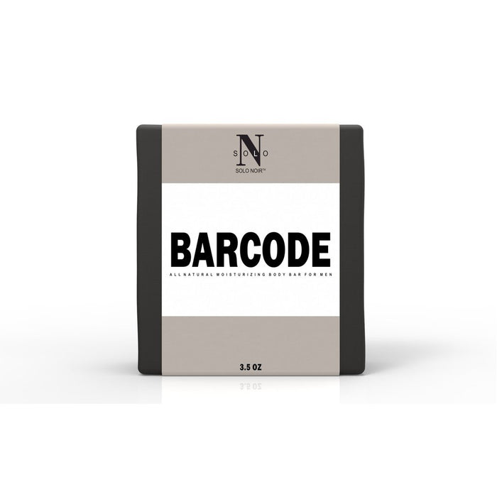"""BARCODE™"" All Natural Moisturizing Body Bar"