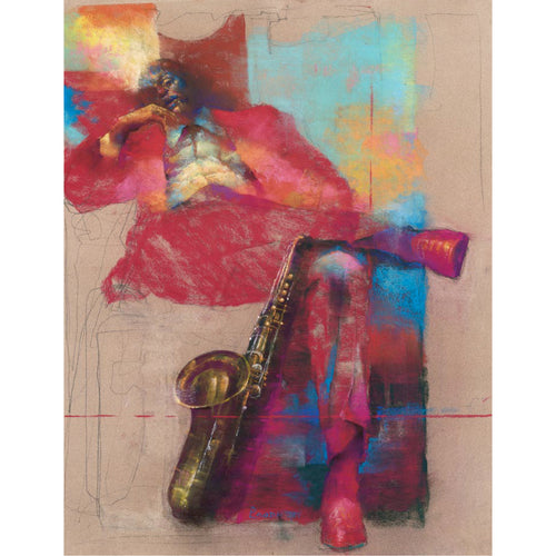 Sax by Paul Goodnight