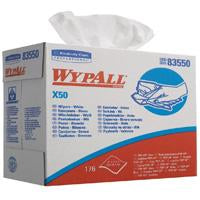 Kimberly-Clark WYPALL* X50 Cloths