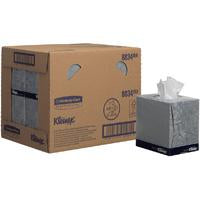 Kimberly-Clark Facial Tissue and Dispensers