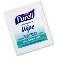 PURELL® Sanitising Hand Wipes