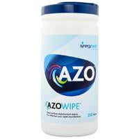81103 Azowipe™ Hard Surface Disinfectant Wipes