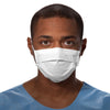 47080 KIMTECH SCIENCE* Non-Sterile Pleated Face Mask w/Earloops, 18cm - Blue/White