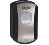 1388-04 GOJO® LTX-7™ Dispenser, Brushed Chrome/Black - Sentinel Laboratories Ltd
